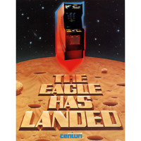 Eagle Free Play and High Score Save Kit Arcade