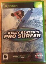 Kelly Slater's Pro Surfer (Microsoft Xbox, 2002)