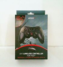 Gioteck VX-1 2.4GHZ PS3 Wireless Ergonomic Controller for PlayStation 3