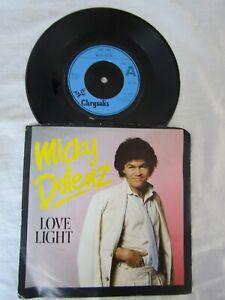 MICKY DOLENZ LOVE LIGHT / ALICIA chs 2297 p/s EX