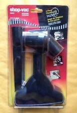 SHOP VAC 90643 VACUUM CLEANER 3 PIECE CLEANING KIT, BRUSHES, TOOLS, GENUINE, NEW