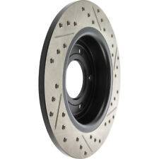 StopTech 127.45067R Sport Drilled//Slotted Brake Rotor Rear Right 1 Pack