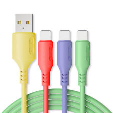 USB Cable Fast Charger Data SYNC Cord For Apple iPhone 5 S 6 7 8 X XS XR Plus