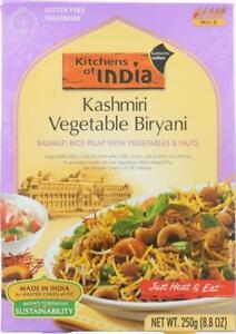 Kitchens of India Kashmiri Biryani Vegetable Food