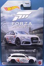 Hot Wheels Forza Motorsport ´17 AUDI RS 6 AVANT 1 64