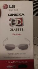 Brand New Oem LG AG-F330 3D Glasses for Kids LG Cinema 3D TV Brille Lunettes