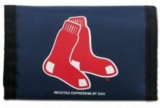 Boston Red Sox Wallet Nylon Trifold Rico