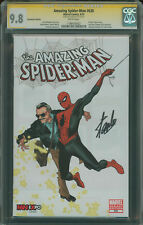 Amazing Spider-Man #638 CGC 9.8 SS Stan Lee Fan Expo variant meets / AF15 swipe