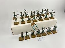 1324 Warhammer FB Rois des tombes  Archers squelette Métal  skeleton archers