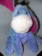 "Eeyore Disney 80th Anniversary Winnie the Pooh Stuffed Animal Plush 19"""