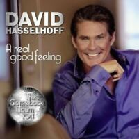 "DAVID HASSELHOFF ""A REAL GOOD FEELING"" CD NEU"