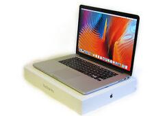 "Apple Macbook Pro 15"" 15.4 i7 2.6GHZ * 16GB Ram * 2TB SSD * Mojave *"