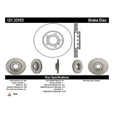 Centric Parts 121.33103 Front Disc Brake Rotor