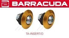 BARRACUDA INSERTI ORO per PARATELAIO HONDA HORNET 600 2007 2008 2009 2010