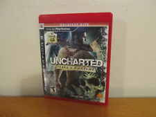 Uncharted: Drake's Fortune PS3 - Greatest Hits Edition PlayStation 3 w/ booklet