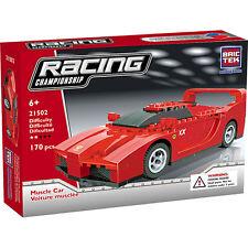 Muscle Car Racing BricTek Building Block Construction Toy Bric Tek Brick