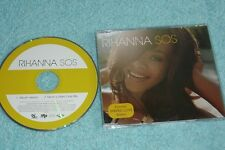 Rihanna MAXI-CD sos - 2-track CD - 9877821-fonctionnalités tainted Love sample