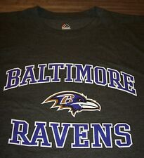 acb717fe7 Baltimore Ravens NFL Big   Tall Majestic Heart and Soul Tee Shirt Size 3xl -