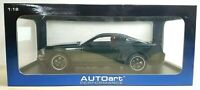 1/18 AUTOart 2008 FORD BULLIT MUSTANG GT HIGHLAND GREEN MIB diecast car model