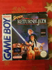 GB - Star Wars - Return of the Jedi - Gameboy - OVP multi language Eng, Fr, Ger