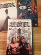 WWE - King of the Ring 2002 (DVD,2002)RARE OOP Authentic US RELEASE