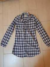 Scotch R Belle Long-Bluse blau-weiß  Gr. 14/164