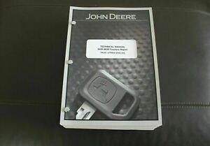 JOHN DEERE 9230 9330 9430 9530 9630 TRACTOR REPAIR SERVICE MANUAL TM2267