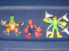 Marvel Super Hero Squad Doc Octopus Oc, Spider man Leader