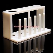 9 Holeslab Plastic Test Tube Rack Holderlaboratory Support Burette Stands