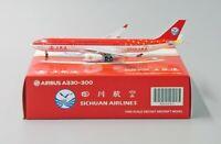 Sichuan Airlines A330-300 Wuliangye Reg: B-5923 JC Wings 1:400 Diecast XX4085
