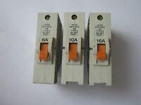 FEDERAL ELECTRIC  STABLOK HCNA 32A 32 AMP TYPE 3 BS 3871  SINGLE POLE MCB.