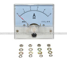 New CY 85C1-A  85C1 Analog Current Panel Meter DC 5A AMP Ammeter