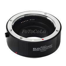 Electronic auto focus macro extension tube 25mm EF-25 DG II f Canon EOS EF EF-S