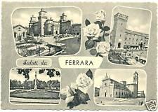 SALUTI DA FERRARA - VEDUTINE 1959