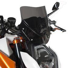 BARRACUDA WINDSHIELD AEROSPORT SMOKED KTM SUPERDUKE 1290 2013-2016