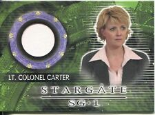 Stargate SG1 Season 10 Costume Card C50 Amanda Tapping as Lt. Colonel Carter