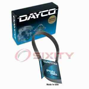 Dayco Main Drive Serpentine Belt for 1995-1999 Mercury Grand Marquis bd