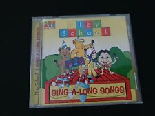 Play School Sing-A-Long Songs ABC For Kids CD Children's 2004 Release