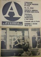 RIVISTA ANARCHICA N.18