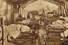 "British Army Field Hospital Bomb Damage World War 1 6x4"" Reprint Photograph a"
