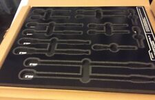 SNAP ON Ratchet Display Board. Black.  Organise Ratchet Storage In  Tool Box new