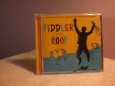 Fiddler on the Roof - Musical Highlights from the Hit Stage Play and Movie