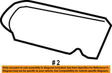 Dodge CHRYSLER OEM 09-11 Nitro Sunvisor-Sun Visor Left 1CK21DW1AC