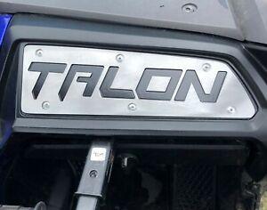Honda Talon 1000 Dash Console Emblem