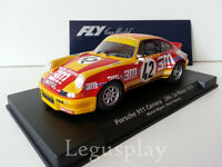 Slot car SCX Scalextric Fly 88156 Porsche 911 Carrera 24H. Le Mans 1973 A-933