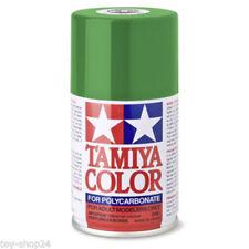 Adhésifs, peintures et finitions verts Tamiya pour véhicule radiocommandé