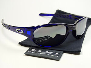 Oakley Five 1st Gen Crystal Blue Sonnenbrille Jupiter Breadbox Minute Holbrook X