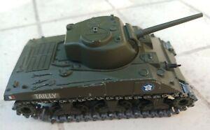 Char Solido M4A3 Sherman
