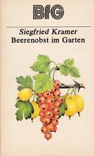 Beerenobst im Garten, Nachschlagewerk 1982