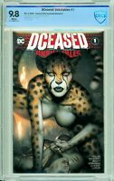 DCeased: Unkillables Comics Elite Ryan Brown Exclusive A - CBCS 9.8!